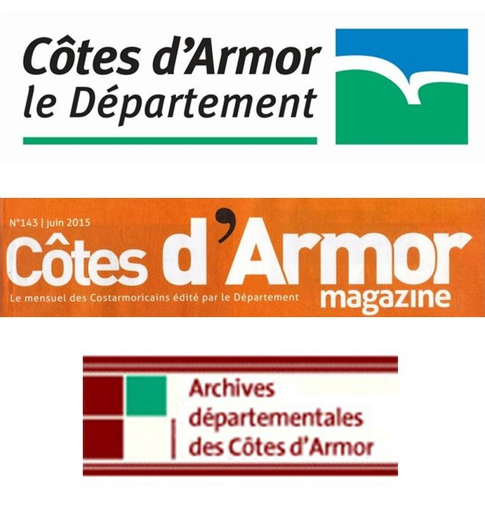 Côtes d'Armor le Département